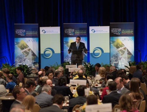 Highlights from The Future of Leadership Luncheon