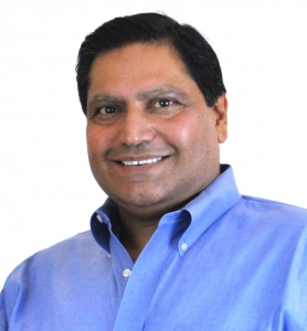Umesh Verma, CEO, Blue Lance