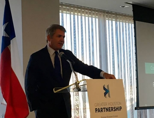 Highlights from Congressman Michael McCaul's Speech: Corporate Governance and Risk Management